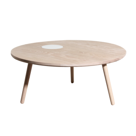 Bord MO1 Coffee Table Sæbebehandlet