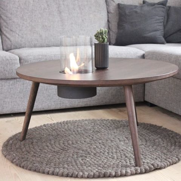 Olie Coffee Table Images Herefordshire Eiken Tafel